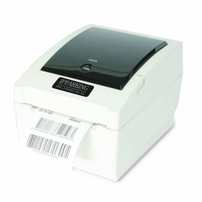 IP Quickprint barcode printen vanuit uw website
